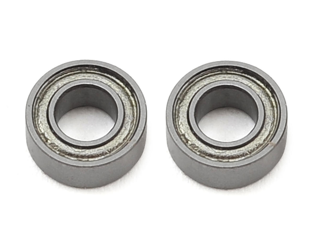 3x6x2.5mm Bearings (2) (Impakt, Verdikt, Contakt) by Helion RC