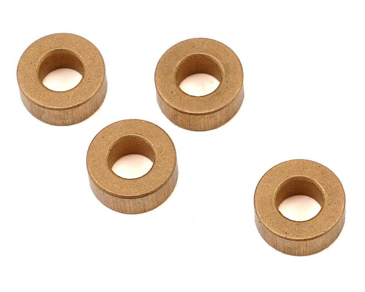 10x5x4mm Bushings (4) (Impakt, Verdikt, Contakt) by Helion RC