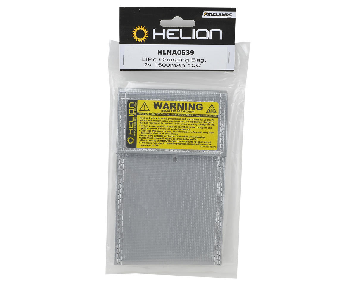 Helion RC Small LiPo Charging Bag