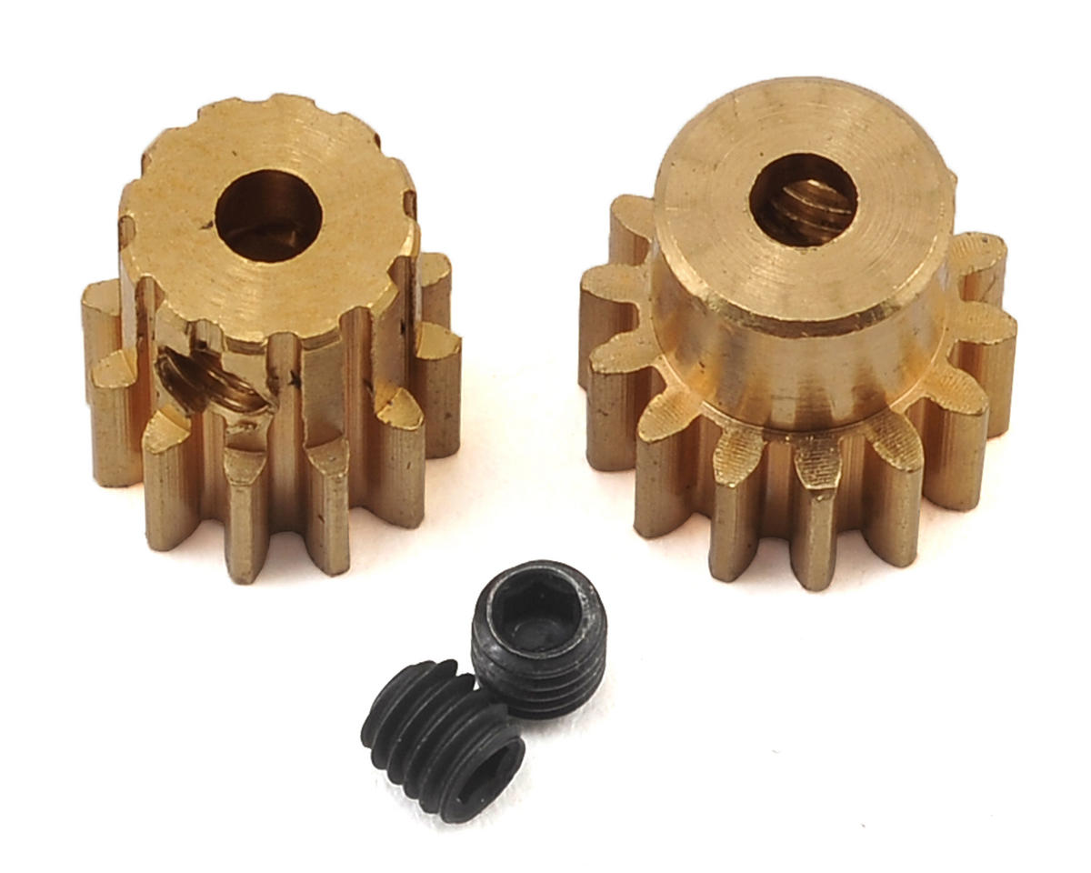 2.3xM0.6 Pinion Gear Set (12T & 14T) (Impakt, Verdikt, Contakt) by Helion RC