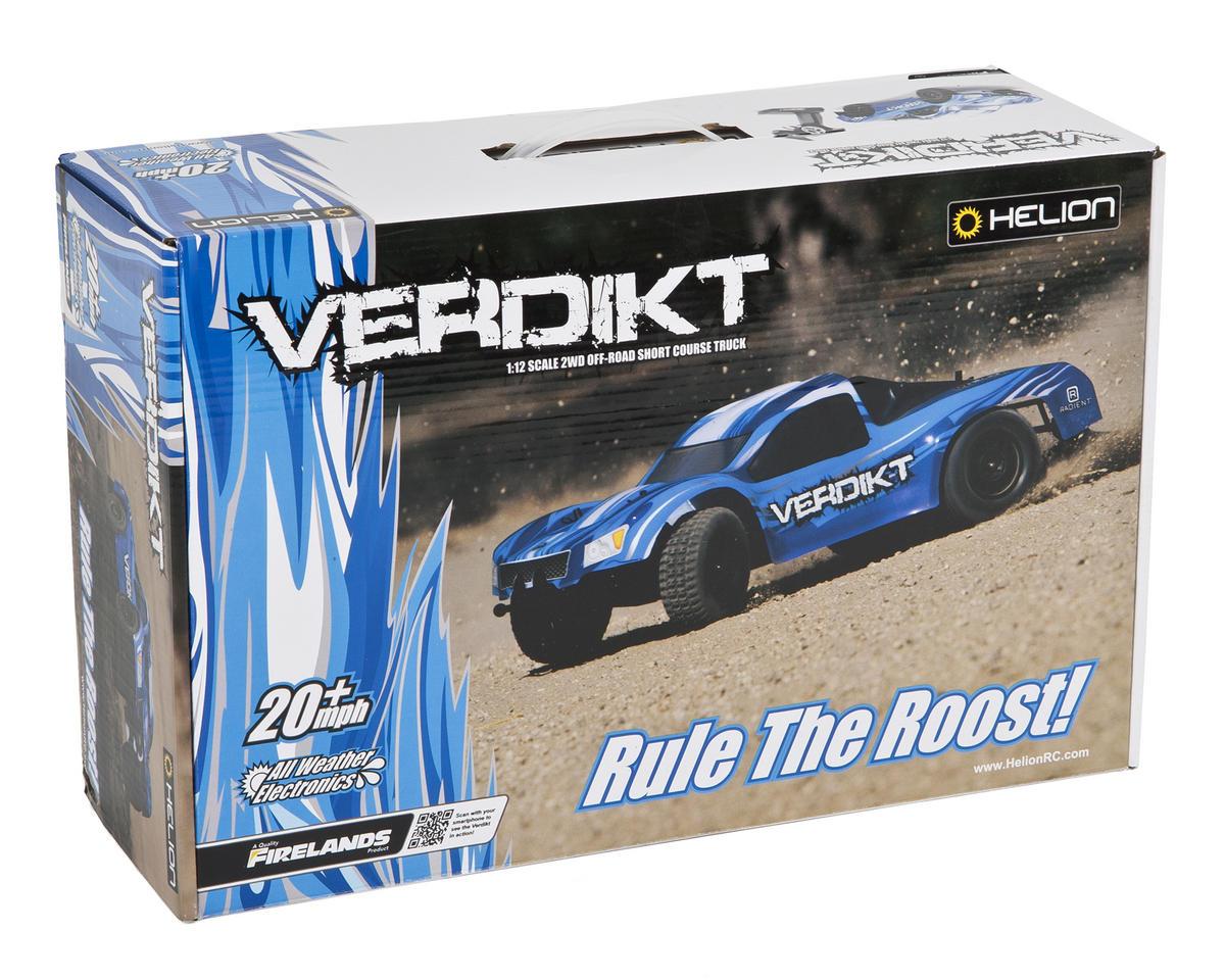 Helion RC Verdikt 12SC 2WD Short Course Truck RTR