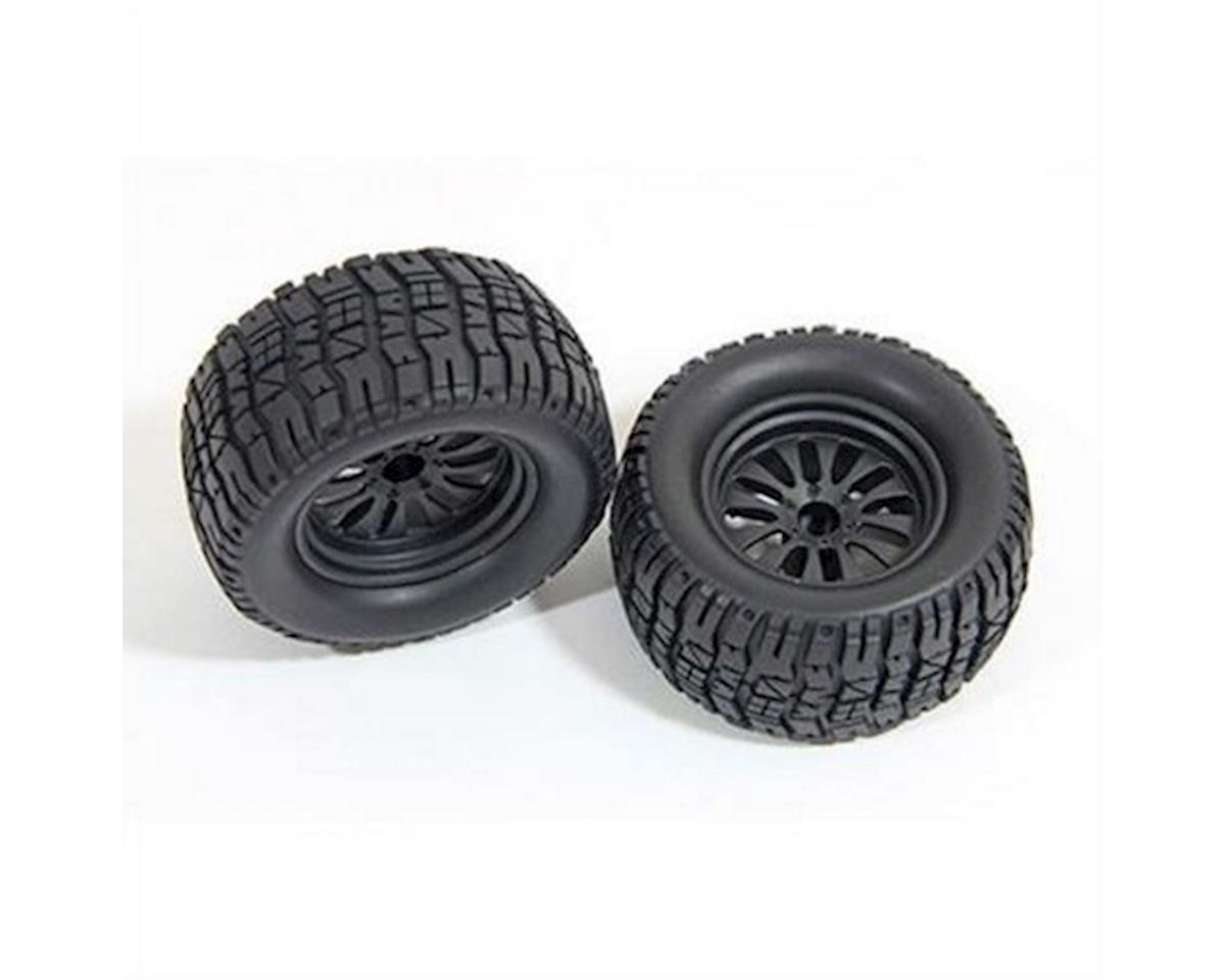 Helion HLNA0560 Wheels and Tires 12TR