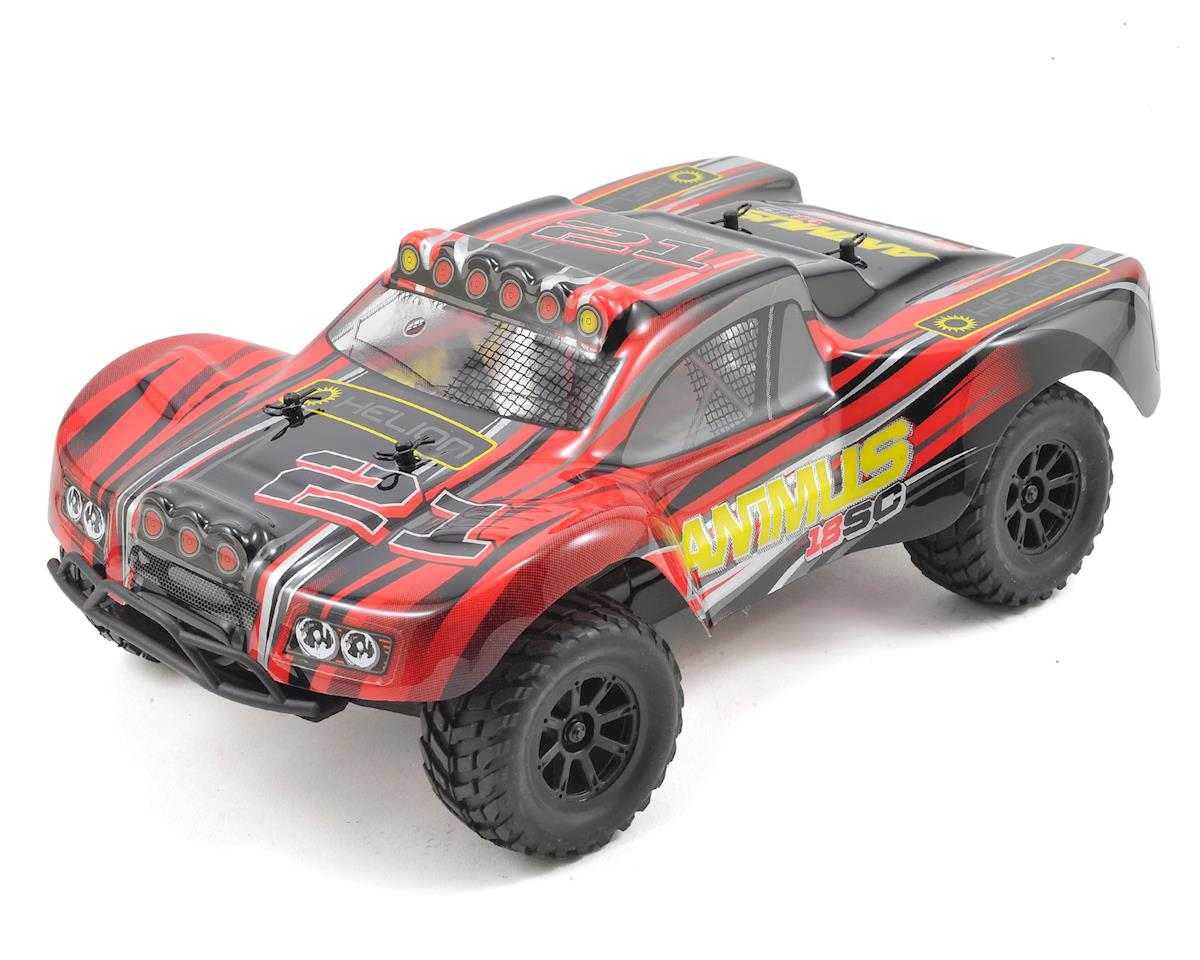 Animus 18SC 4x4 RTR Electric Short Course (G2) by Helion