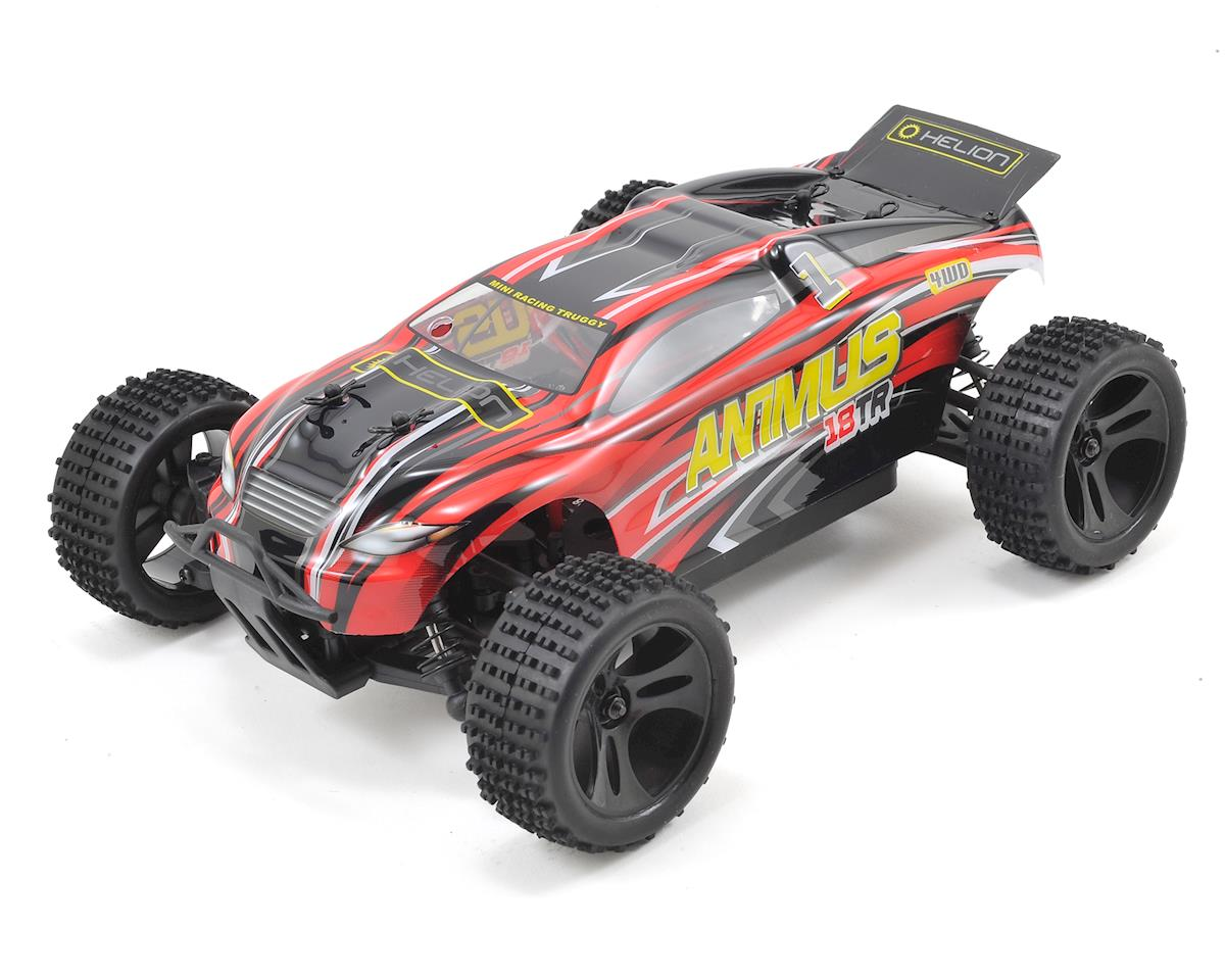 Animus 18TR 4x4 Electric Truggy (G2) by Helion RC