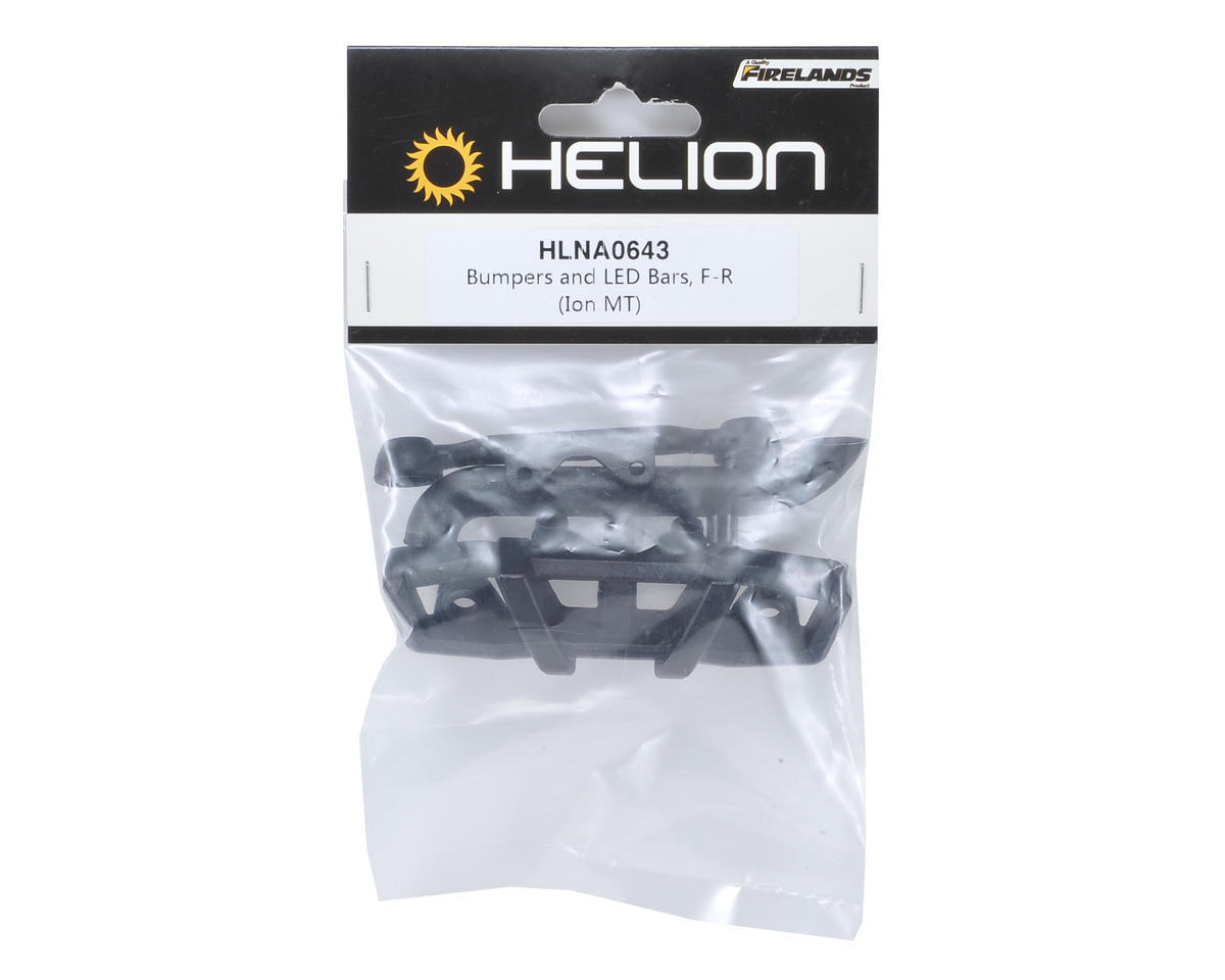 Helion RC Bumper Set (Intrusion)