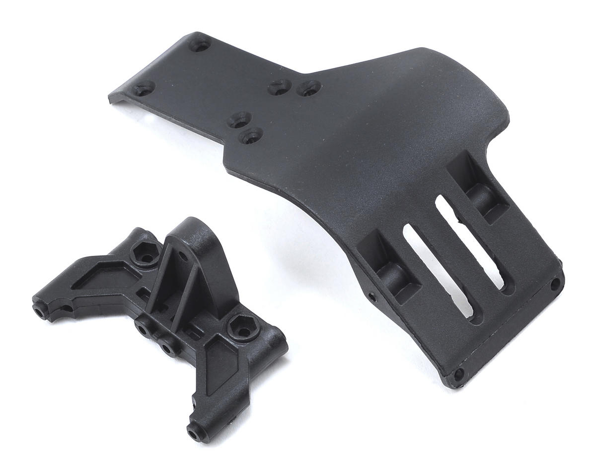 Helion RC Rear Chassis Set (Intrusion)
