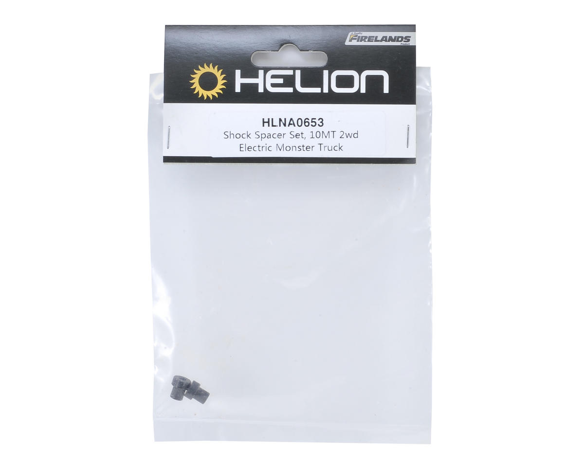 Helion RC Shock Spacer Set (2)