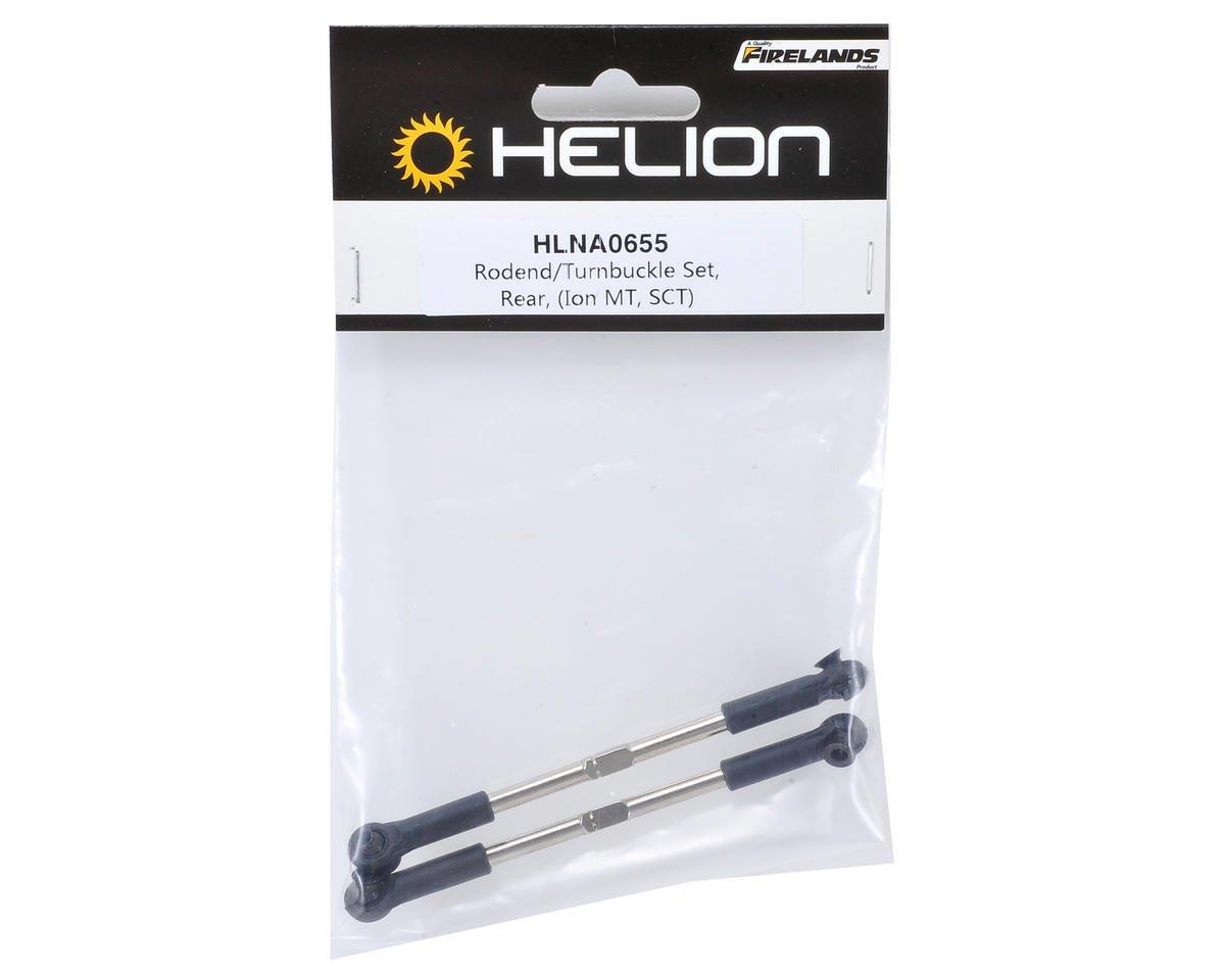 Rear Turnbuckle Set (Intrusion) by Helion