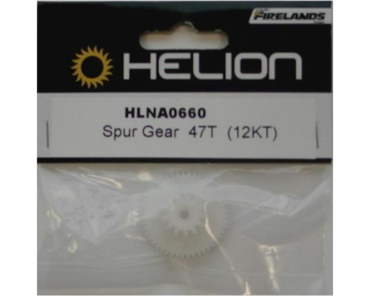 HLNA0660 Spur Gear 47T 12KT by Helion