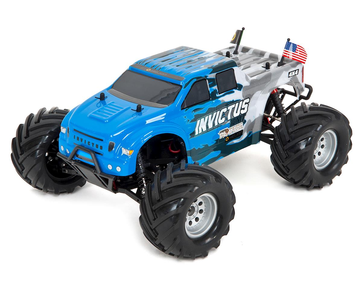 Invictus 10MT 4x4 Brushless Truck (G4) by Helion RC