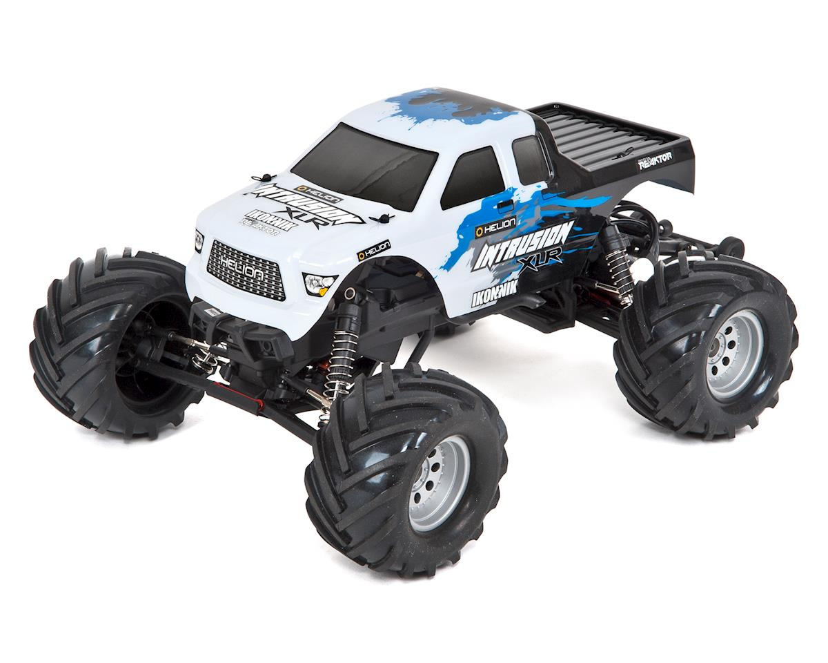 Helion RC Intrusion 10MT XLR 2WD Brushless Monster Truck