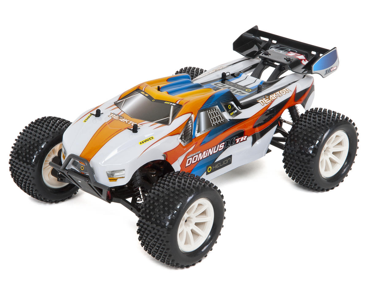 Dominus 10TR 4x4 Brushless Truggy (G5) by Helion RC