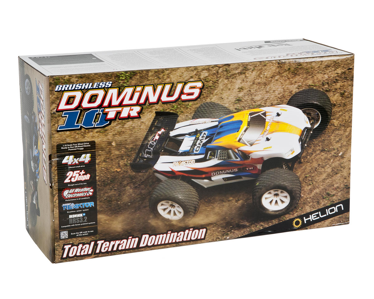 Helion Dominus 10TR 4x4 Brushless Truggy (G5)