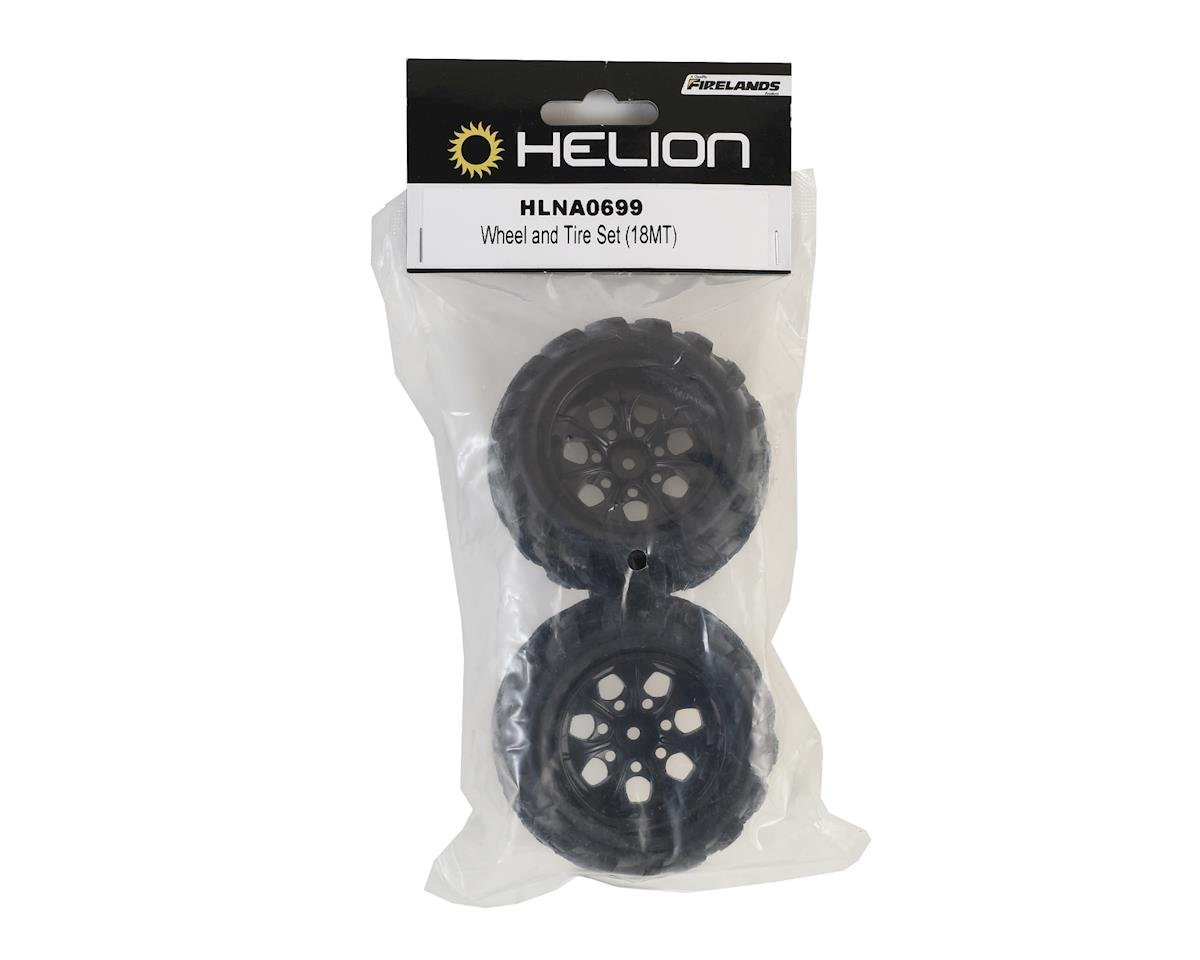 Helion Wheel and Tire Set (Animus MT)