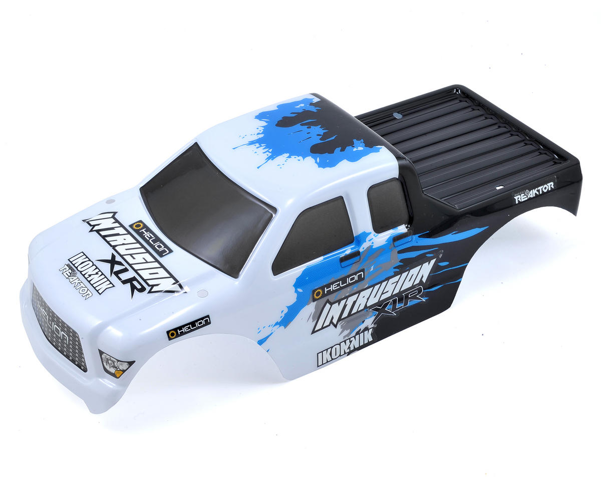 Helion RC Body (Blue) (Intrusion 10MT)