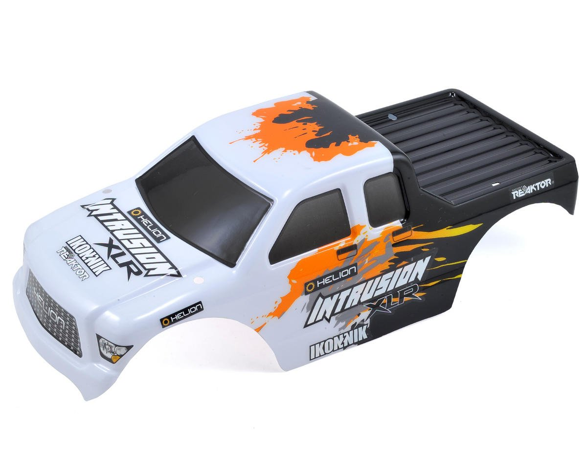 Helion RC Body (Orange) (Intrusion 10MT)