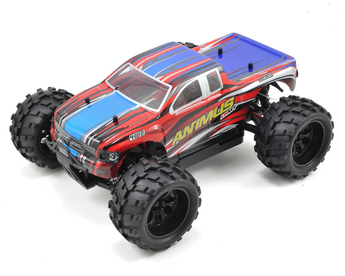 Animus 18MT 4X4 Monster Truck (G2) by Helion