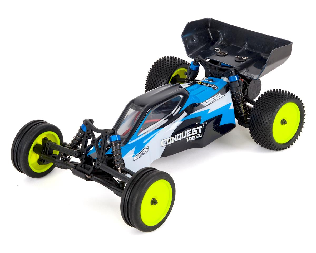 Conquest 10B XLR Brushless 1/10 RTR Electric Buggy by Helion