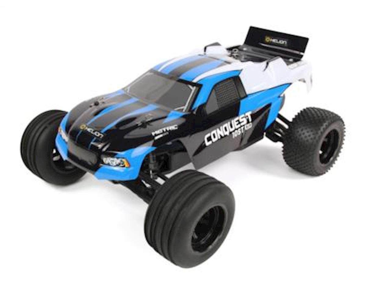 Conquest 10ST XLR Brushless 1/10 RTR 2WD Stadium Truck by Helion