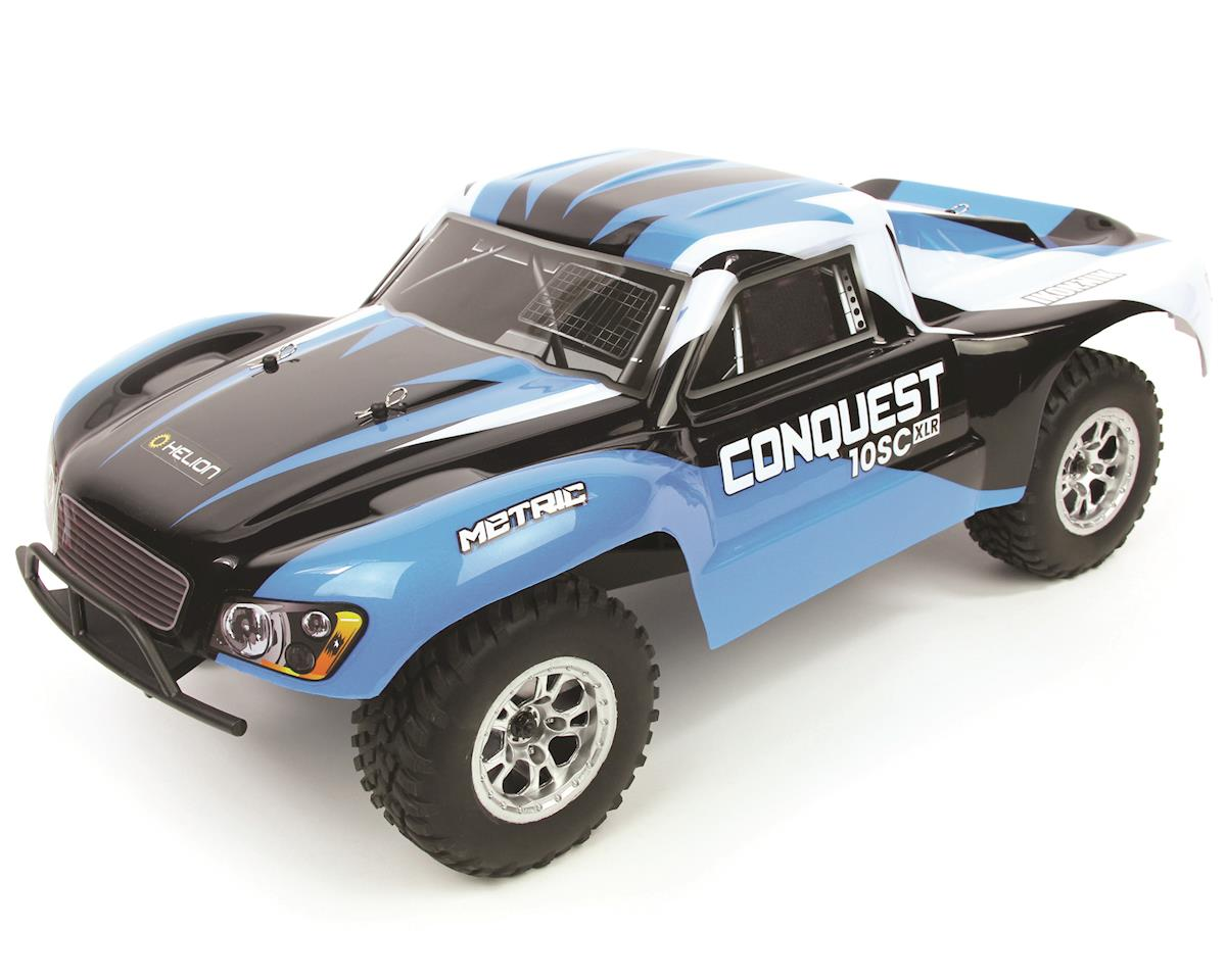 Helion RC Conquest 10SC XLR Brushless 1/10 RTR 2WD Short Course Truck