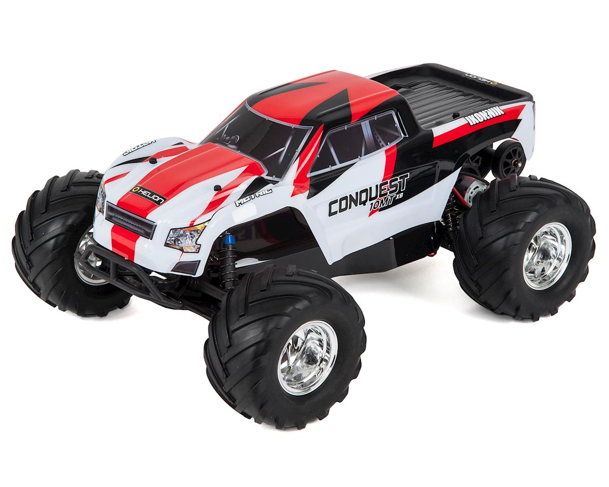 Helion Conquest 10MT XB 1/10 RTR 2WD Electric Monster Truck