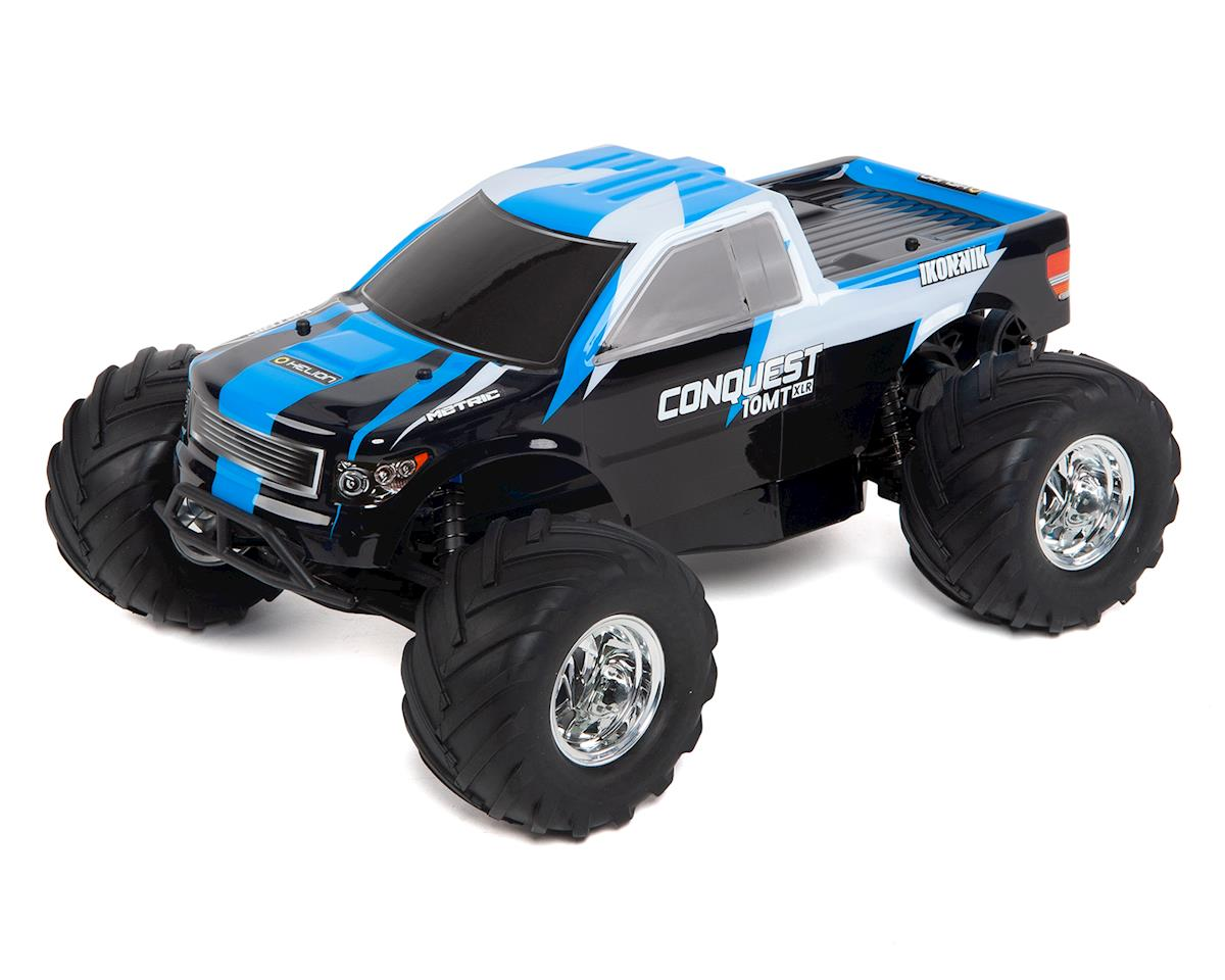 Helion Conquest 10MT XLR Brushless 1/10 RTR 2WD Monster Truck