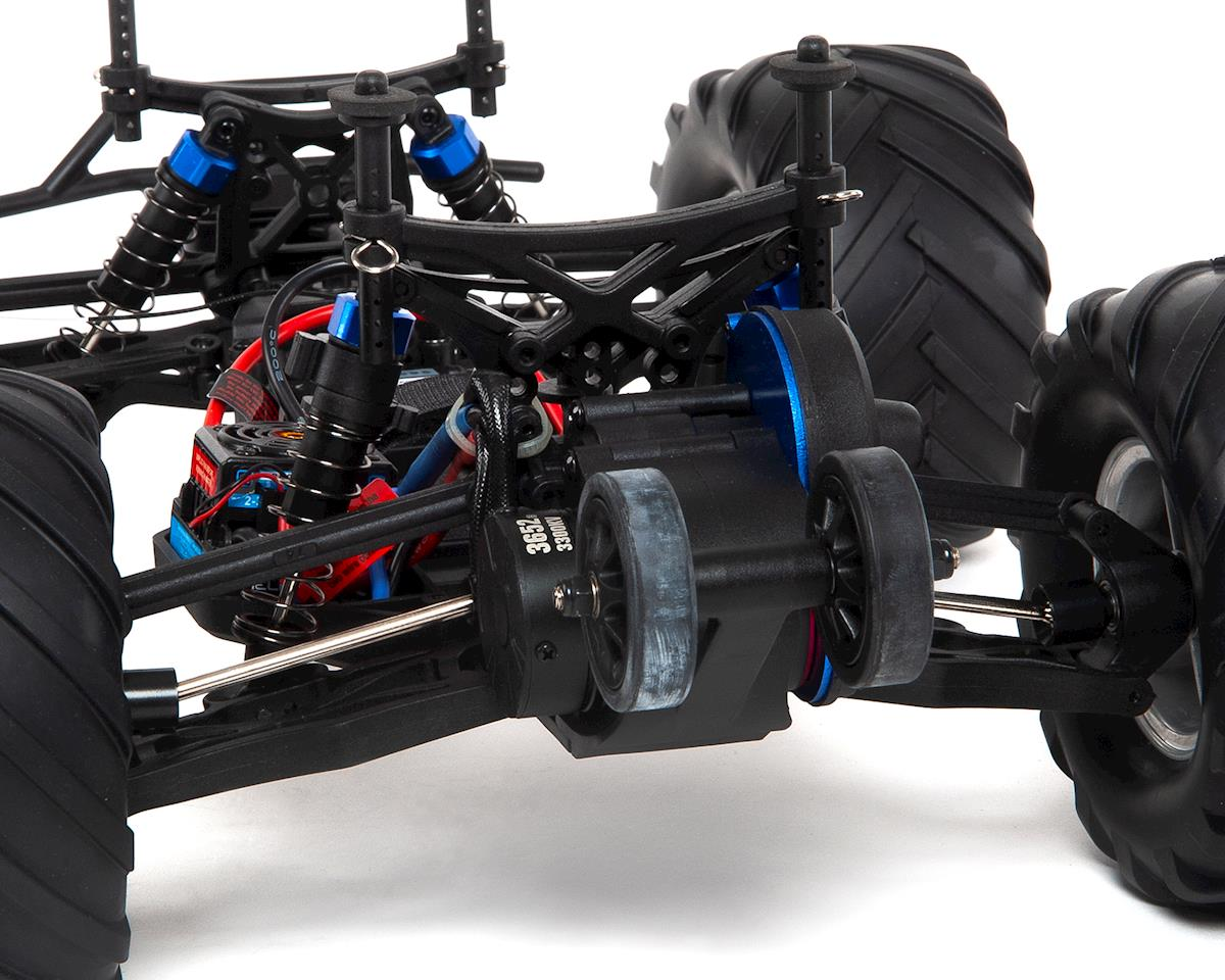 Helion Conquest 10MT XLR Brushless 1/10 RTR 2WD Electric Monster Truck