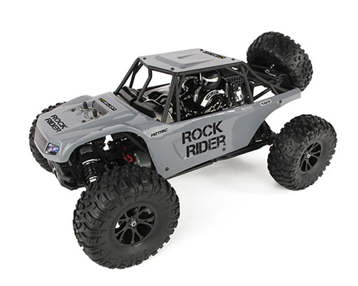Rock Rider RTR 4WD Electric Rock Racer by Helion
