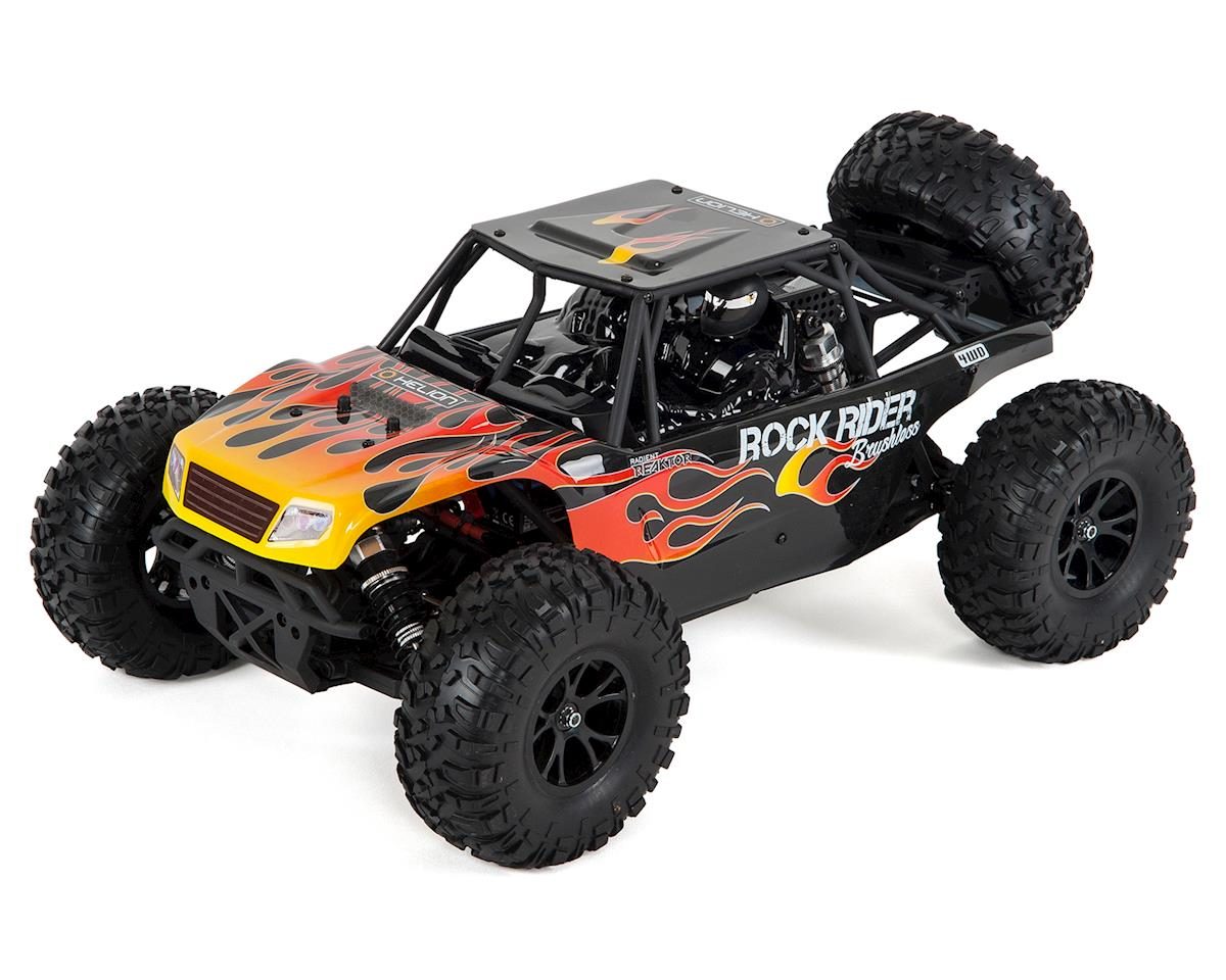 Rock Rider Brushless RTR 4WD Electric Rock Racer by Helion