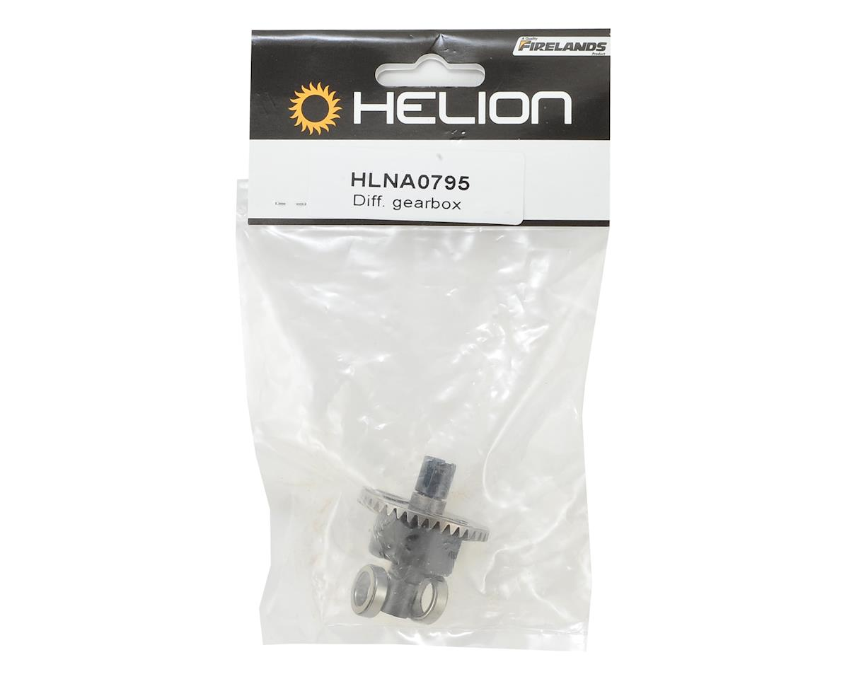 Helion RC Rock Rider Differential Gearbox