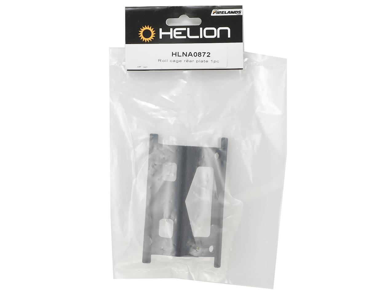 Helion Rock Rider Roll Cage Rear Plate