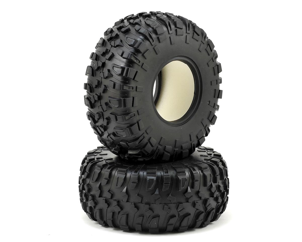 Helion RC Rock Rider Tires & Foams (2)