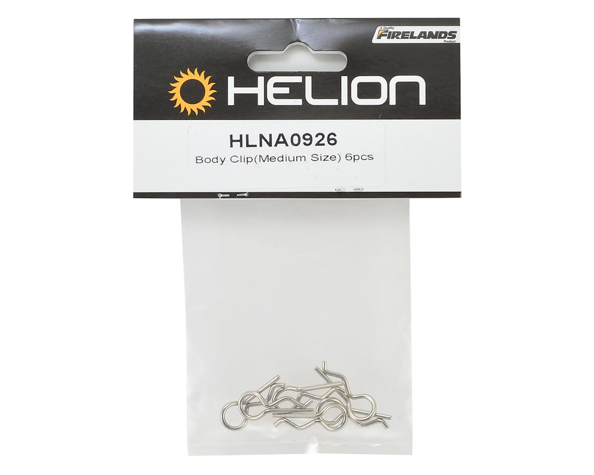 Helion RC Rock Rider Medium Body Clip (6)