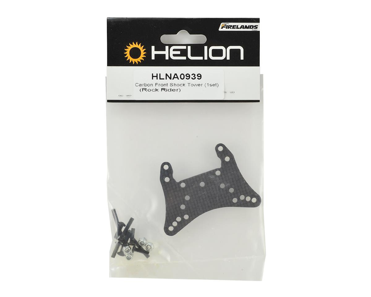 Helion Rock Rider Carbon Front Shock Tower