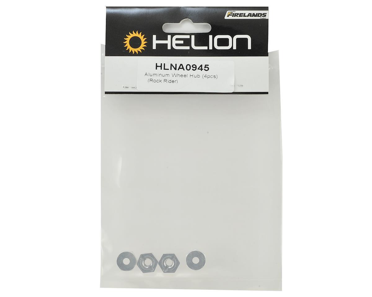Helion Rock Rider Aluminum Wheel Hub (4)