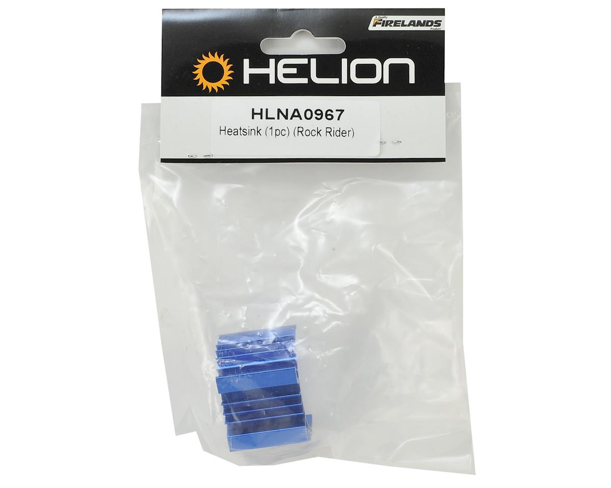 Helion Rock Rider Heatsink (Blue)