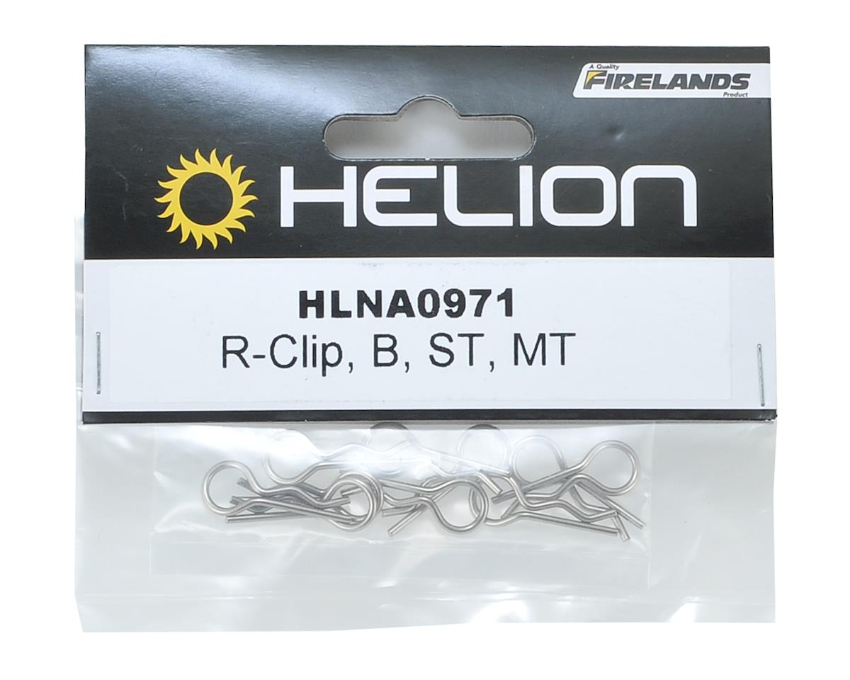 1/10 R-Clip (10) by Helion RC