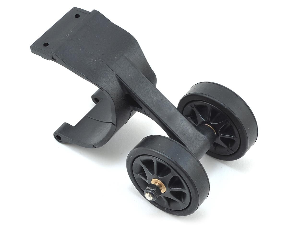 Helion Motor Guard w/Wheelie Bar