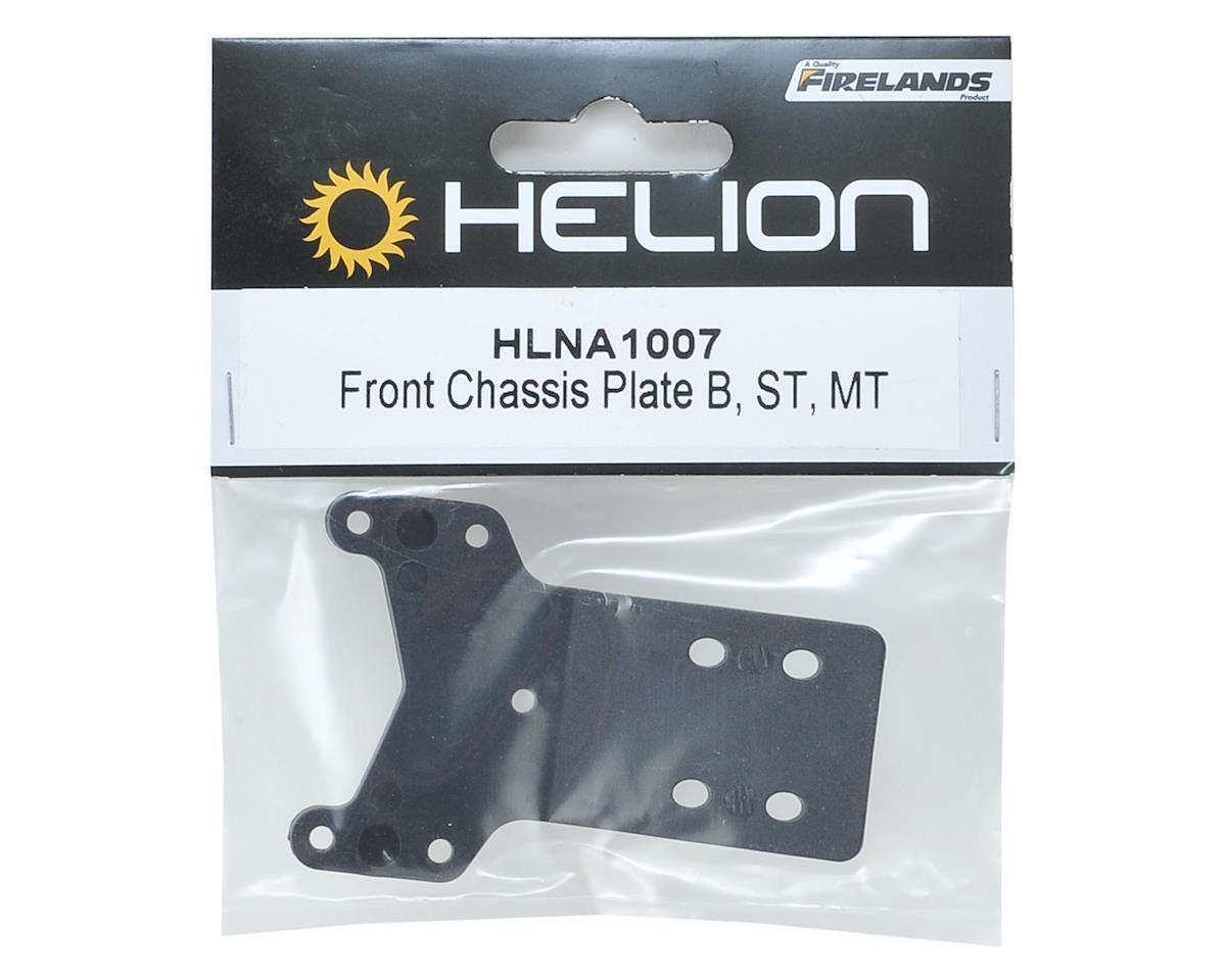 Helion Front Chassis Plate