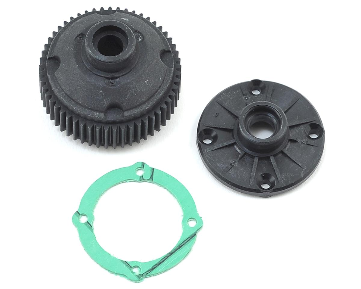 Helion Conquest 10ST XB 48P Differential Case w/Gasket