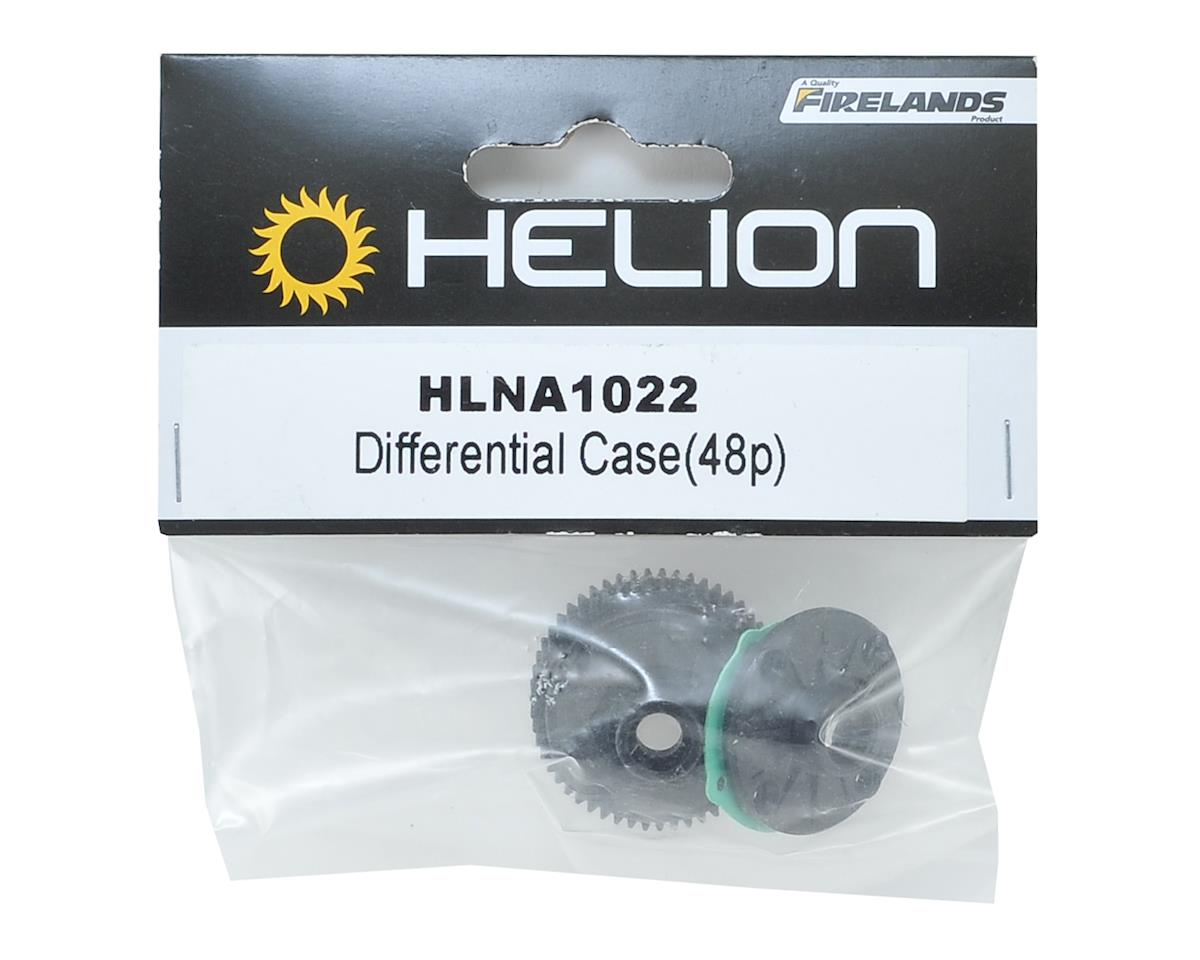 Helion 48P Differential Case w/Gasket