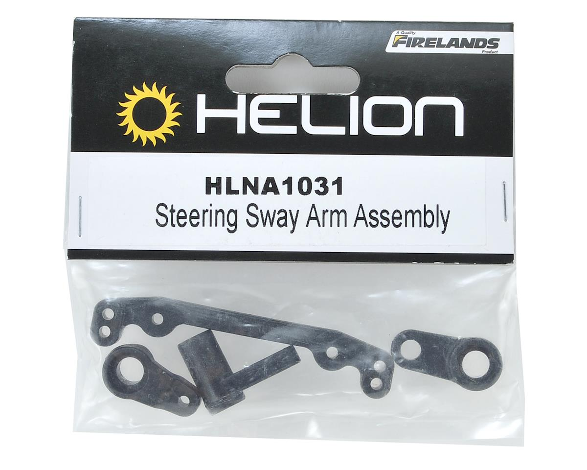 Helion RC Steering Sway Arm Assembly