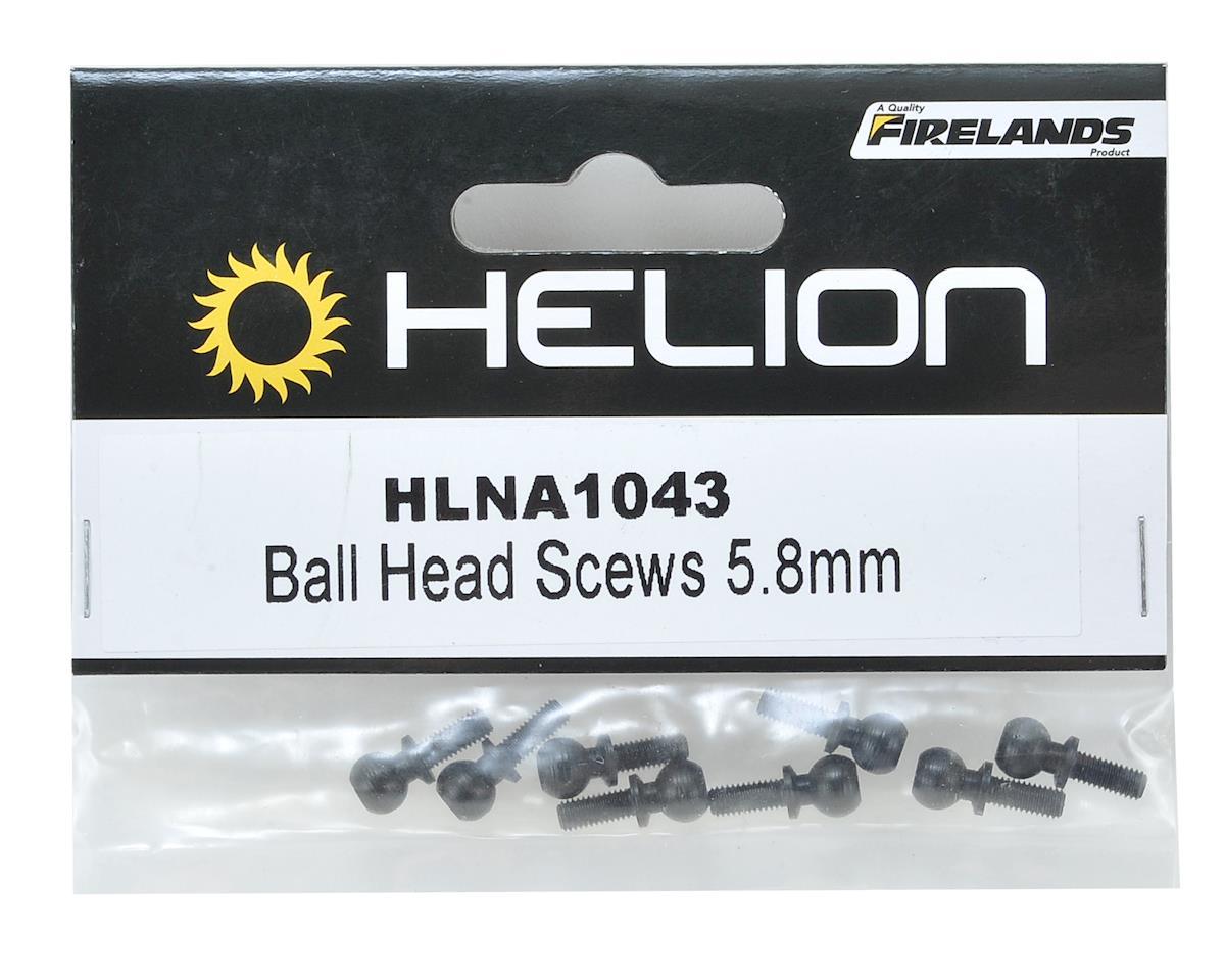 Helion RC 5.8mm Ballstuds (8)