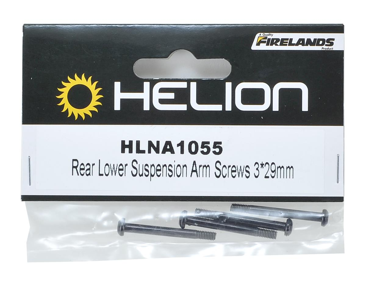 Helion 3x29mm Rear Lower Suspension Arm Screw (4)