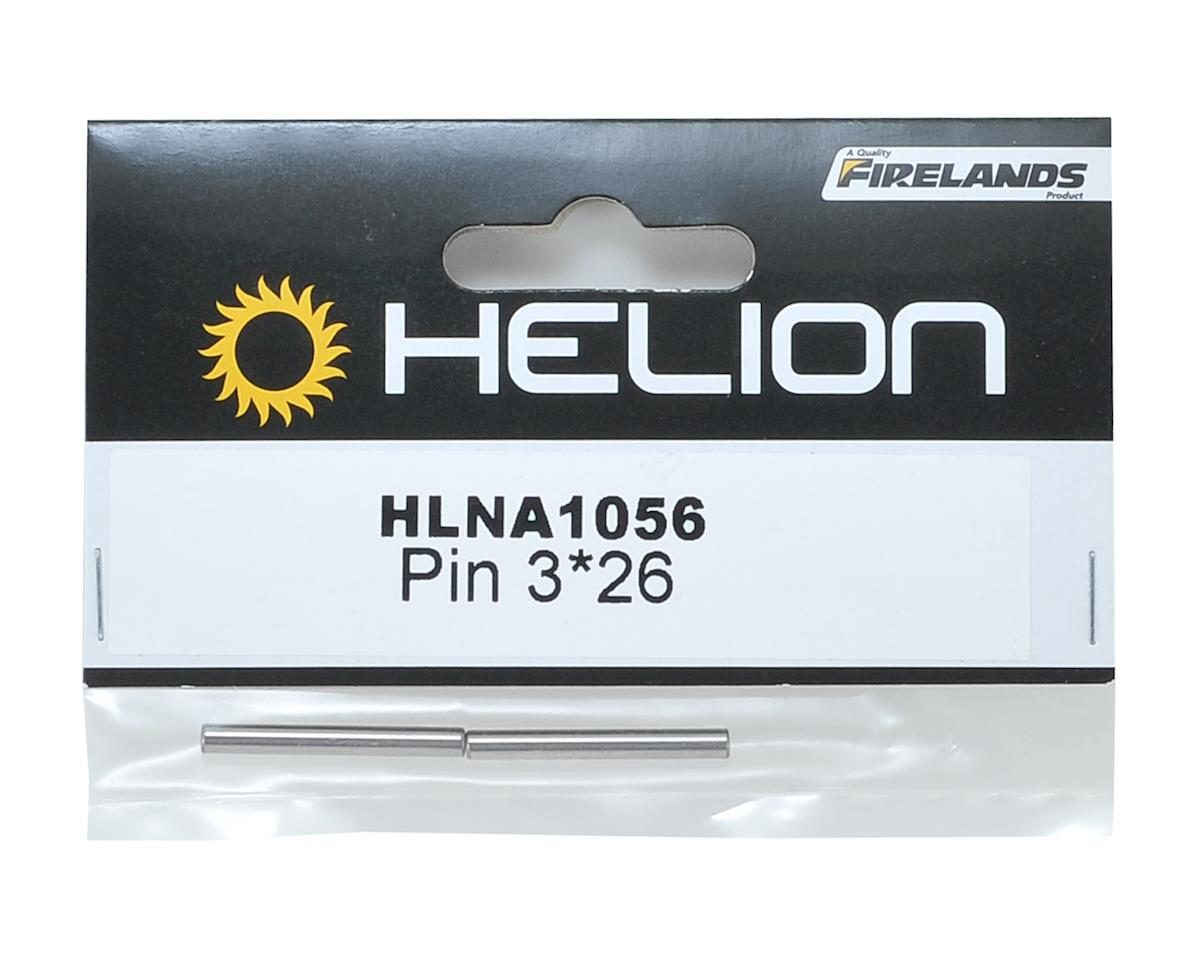 3x26mm Pin (2) by Helion