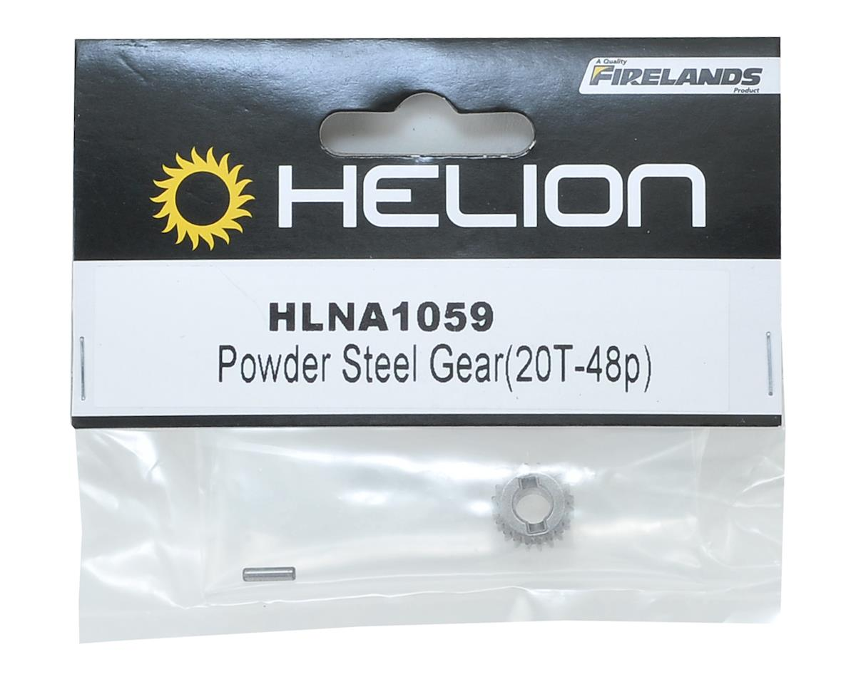 Helion 48P Powder Steel Gear (20T)