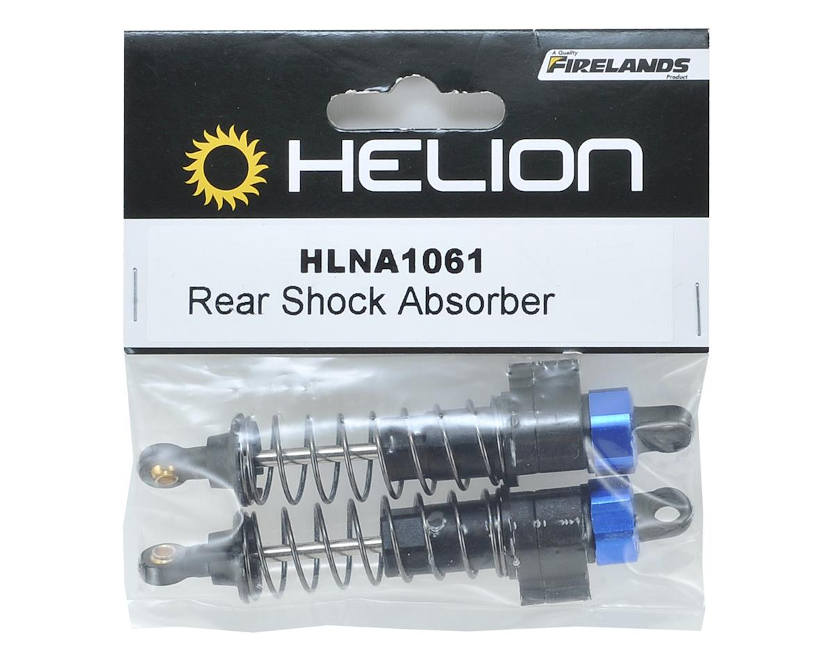Helion Complete Rear Shock Absorber Set