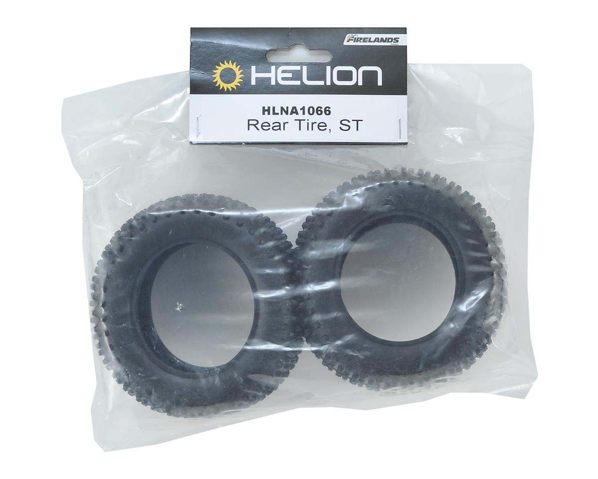 Helion 10ST Rear Spike Truck Tire (2)