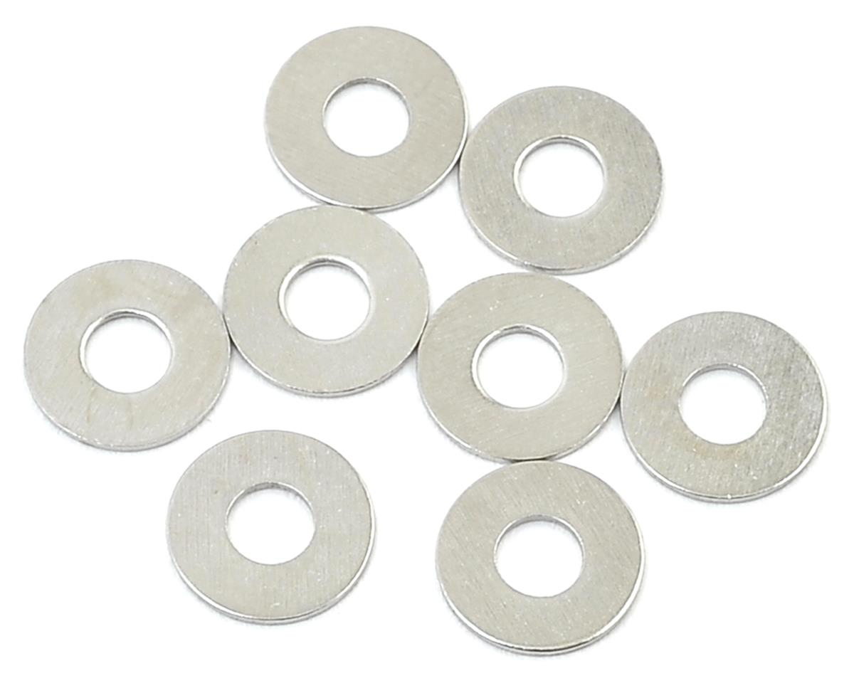 Helion RC 8x3x0.5mm Washer (8)