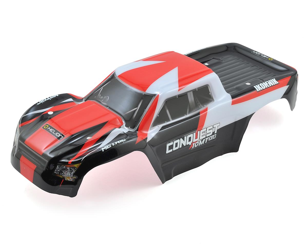 Helion RC Pre-Painted Conquest 10MT Monster Truck Body